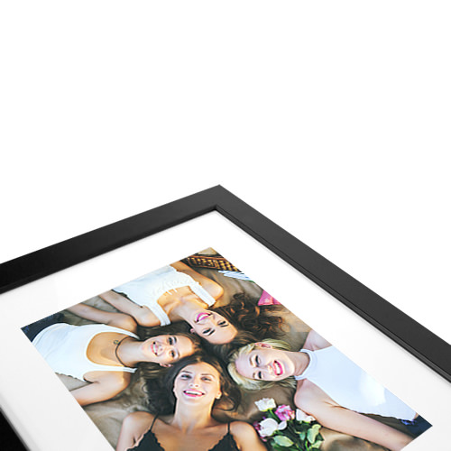 Framed Photo Paper
